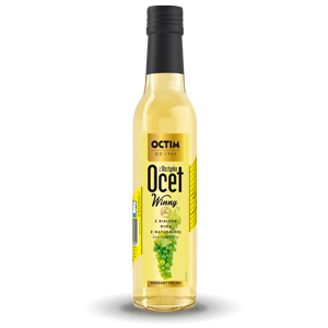 6% white wine vinegar
