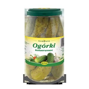 Brine pickles