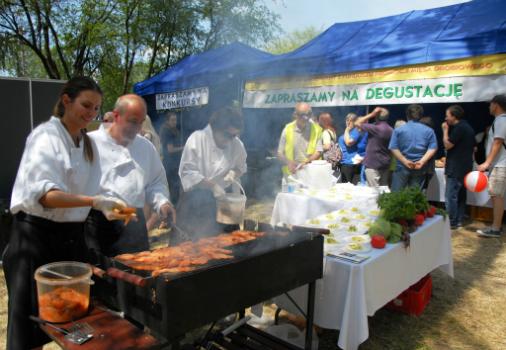 Octim na Pikniku Poznaj Dobrą Żywność
